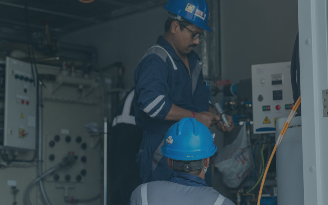 ONSHORE & OFFSHORE MAINTENANCE & RECONDITIONING